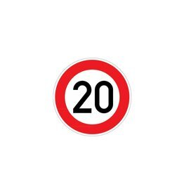 Max Speed 20 km