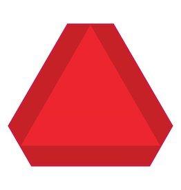 Slow traffic sticker