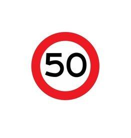 Max Speed 50 km