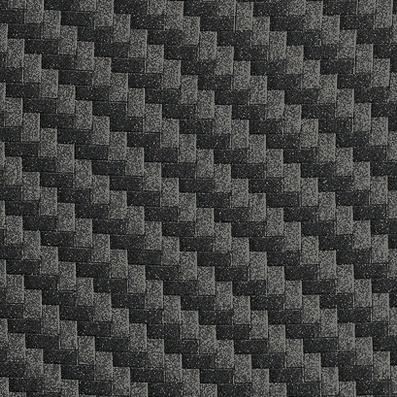 3m 1080 carbon fibre black dr sticker