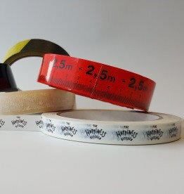PVC tape printed 25 mm