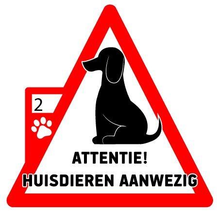 Pet Alert sticker Pet Alert sticker ...