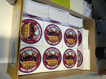 Distribute stickers - Copy