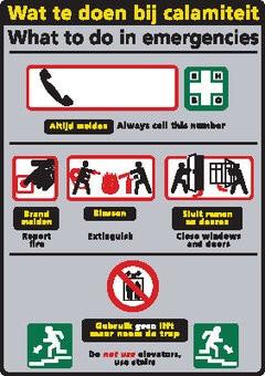 Calamities sticker