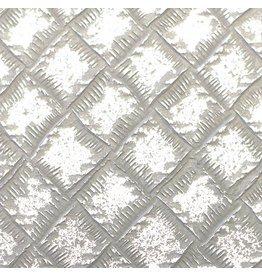 Interior film Silver Weave Squares