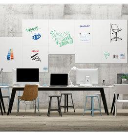 Legamaster Board-Up Frameloos Whiteboard