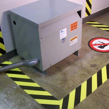 Floor marking