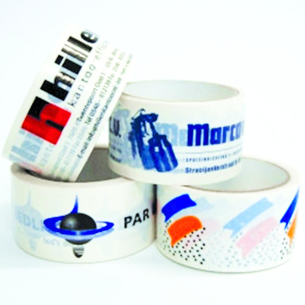 PVC tape printed 50 mm