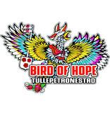 Bird of hope sticker - Copy